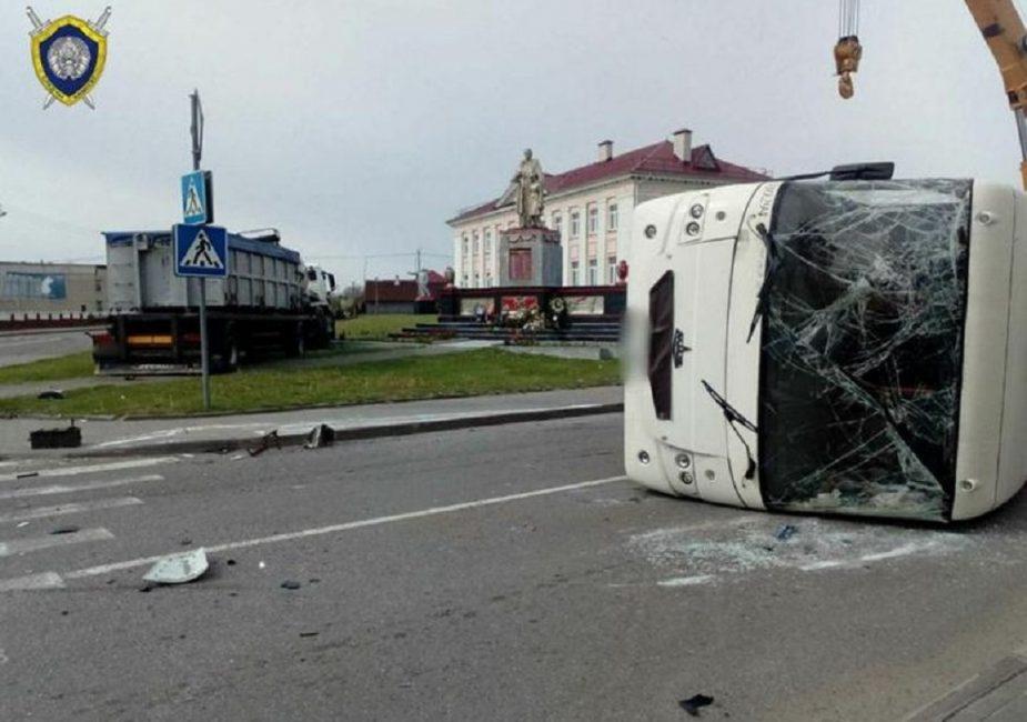 ДТП в Порозово