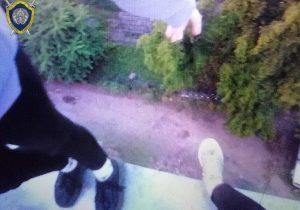фото на крыше