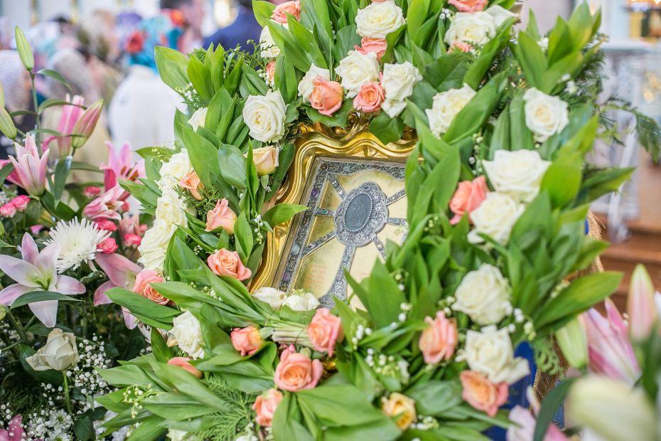 Икона Божией Матери Жировичская