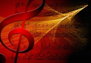 ключ музыка