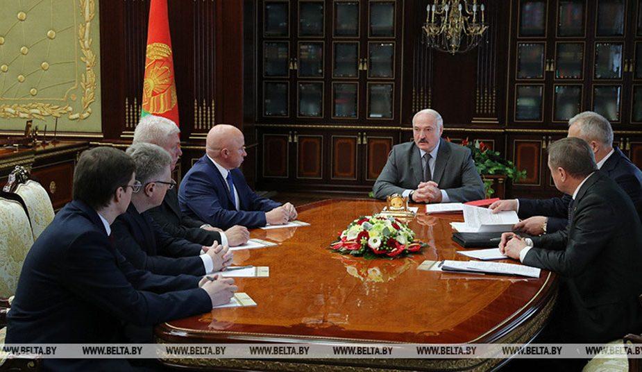 Лукашенко назвал фейком $840 млн у его сына Виктора на счете в Швейцарии