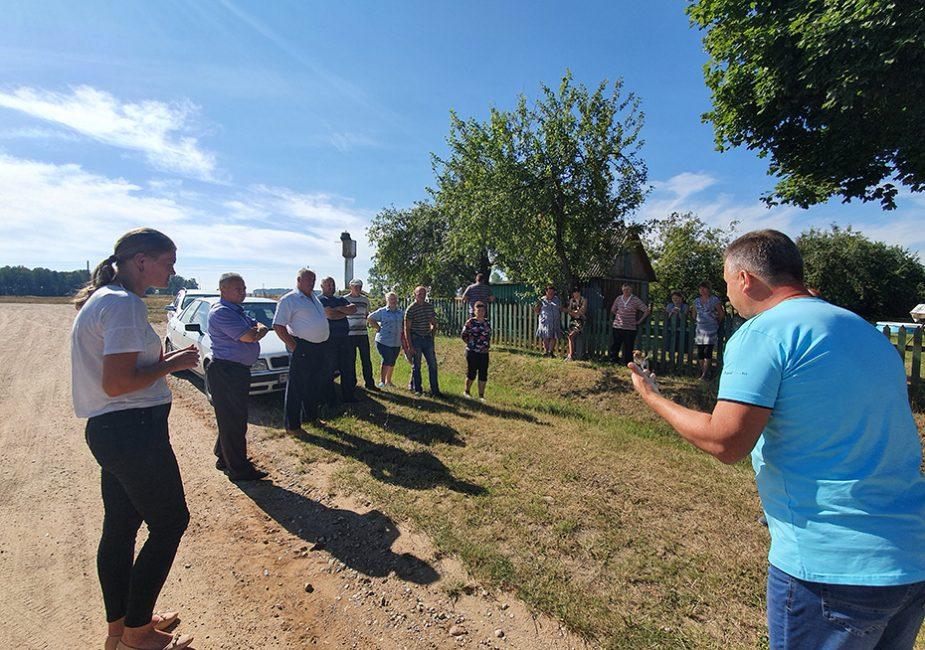Собрание в Лопухово