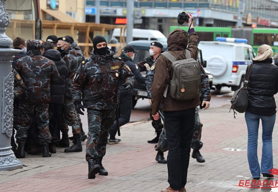 МВД: Мы стали отвечать на многочисленные угрозы сотрудникам