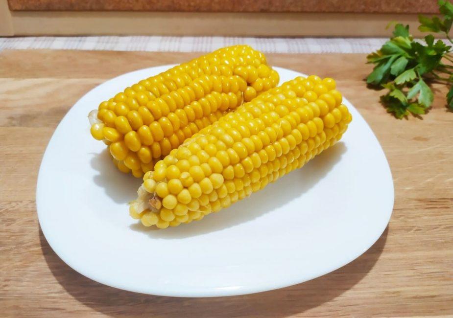 Початок к початку. Почему кукуруза так полезна