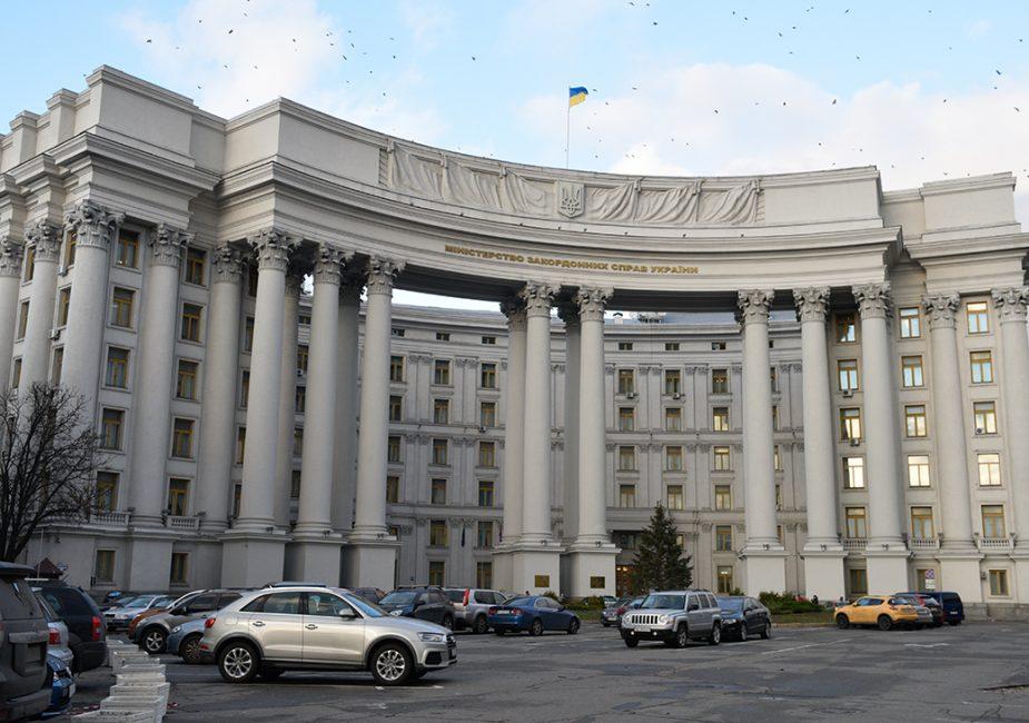 Украинский МИД прокомментировал вчерашнее задержание боевиков под Минском
