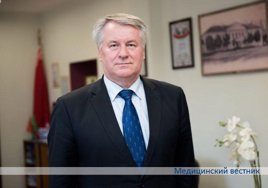 Ректор Гродненского медицинского университета поддержал протестующих