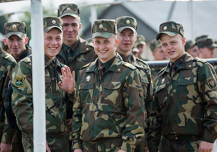 Слонимские военные недовольны результатом выборов