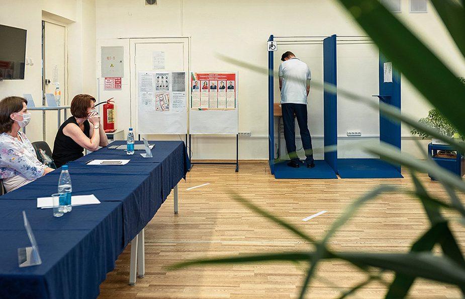 За три дня досрочно проголосовал каждый пятый избиратель