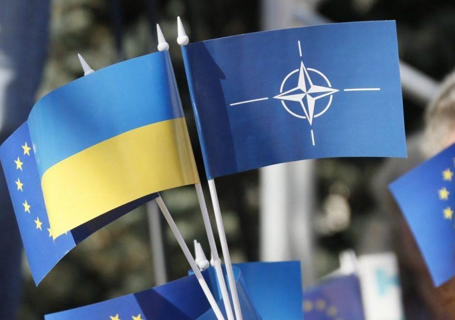 Половина украинцев поддерживает вступление в НАТО