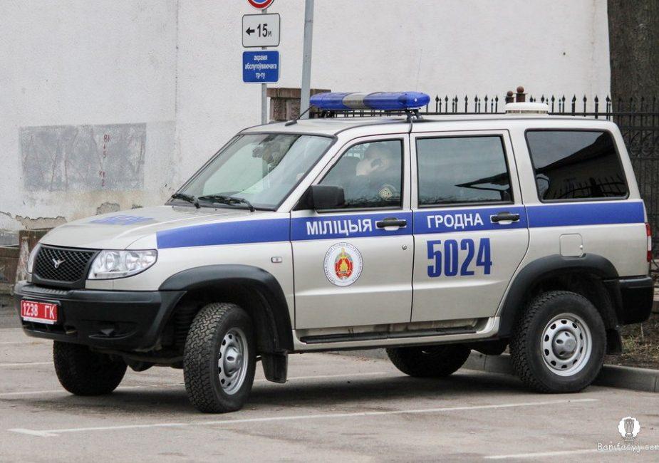Офицер Гродненского СК обратился к министру МВД
