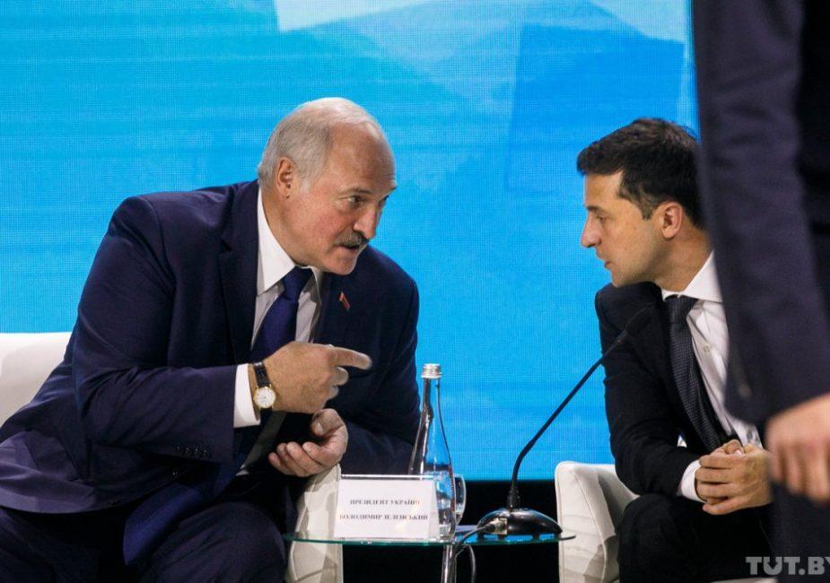 """Зеленский с Лукашенко обсудили передачу задержанных """"вагнеровцев"""""""