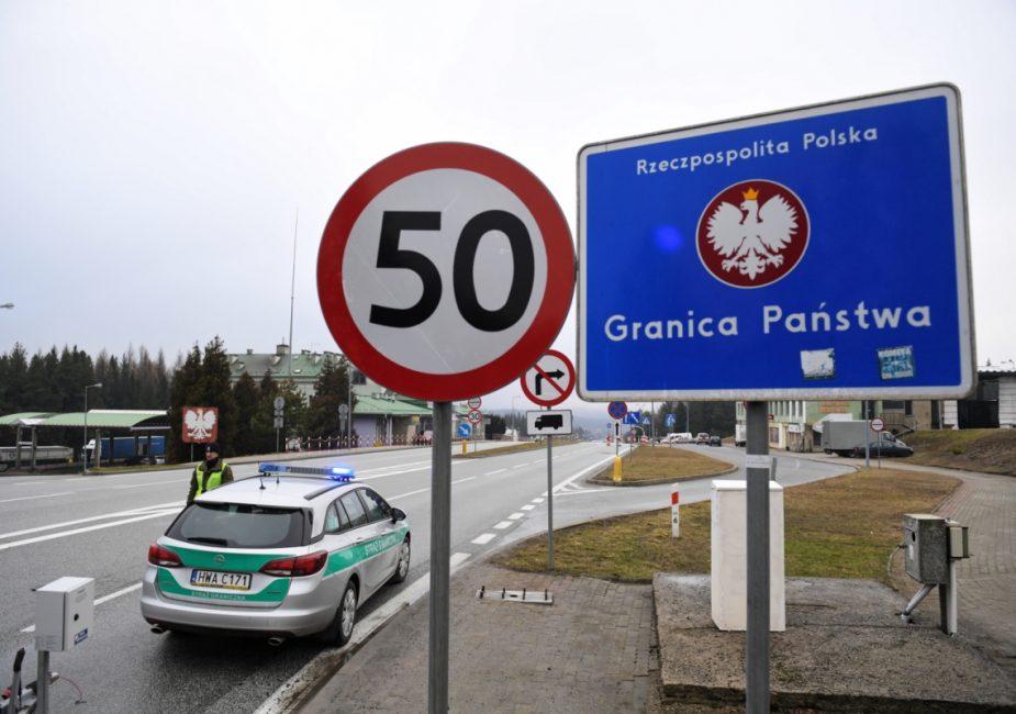 Несколько десятков белорусов попали в Польшу без виз