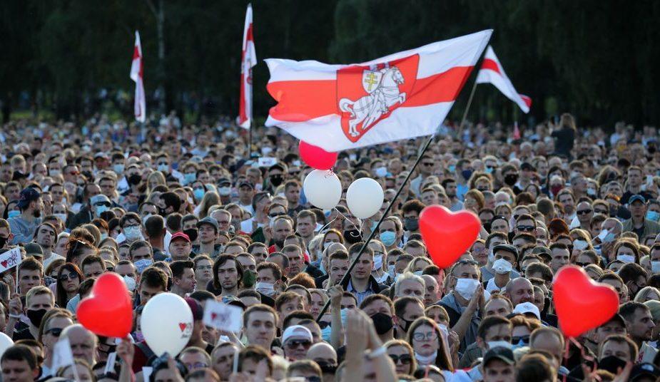 Der Spiegel: В Беларуси исчезает страх перед Лукашенко