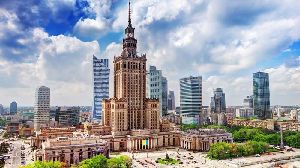 Варшава 1