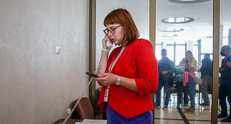 Видео: люди в штатском схватили начальника штаба Светланы Тихановской