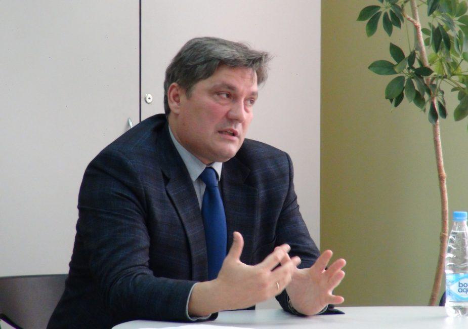 Уволен главный редактор газеты «Звязда»