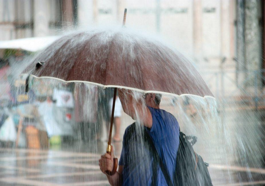 Станет холоднее и пройдут дожди. Погода в Слониме в последнюю неделю лета