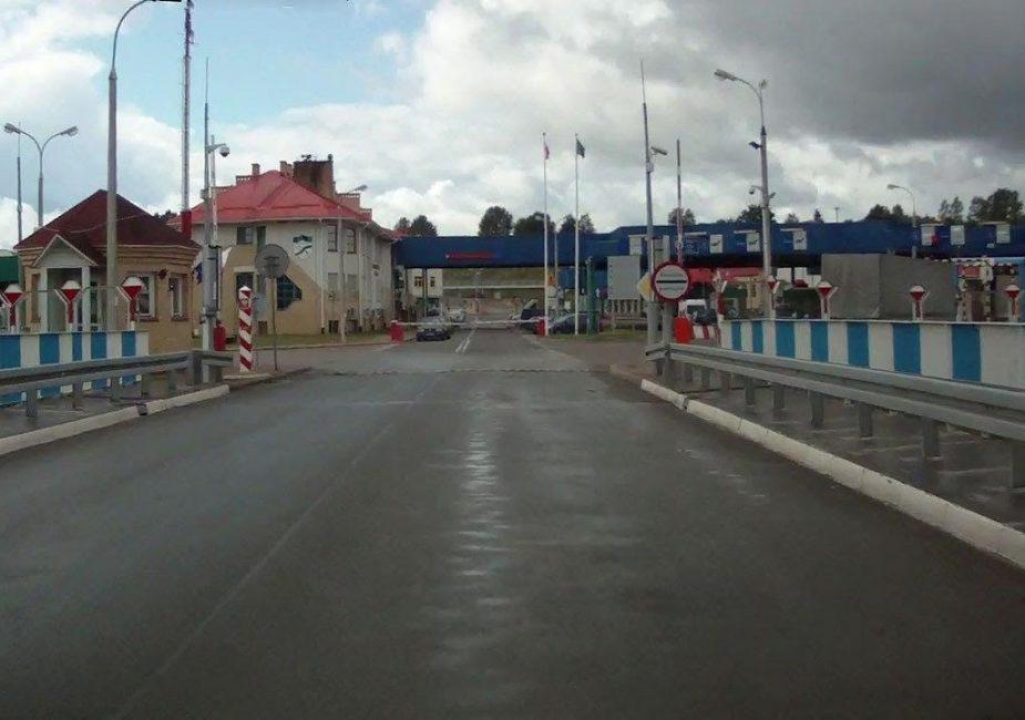 Польскую фуру с гуманитарной помощью, не пустили в Беларусь