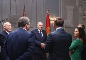 """Лукашенко о работе ОМОНА: """"Ну были небольшие переборы"""""""