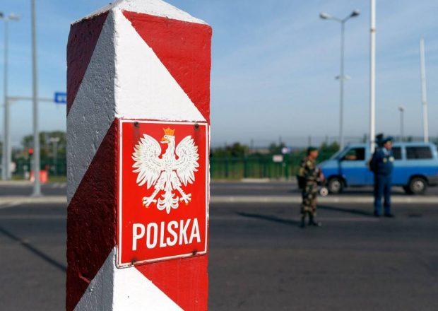 Польша открыла границу для белорусов
