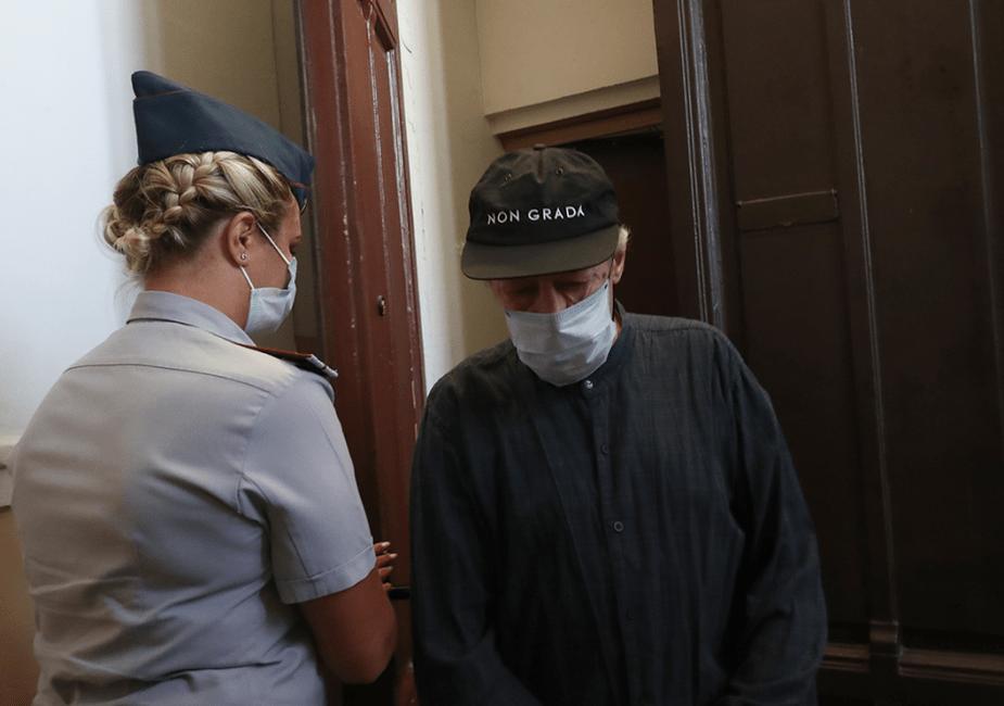 Ефремова признали виновным в смертельном ДТП