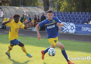 Александр Корзун в атаке