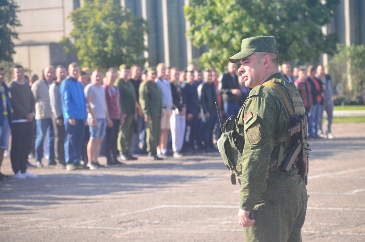Гвардии полковник Максим Строчилов