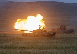 Новые учения у военных. Танкисты отработают ведение оборонительного боя