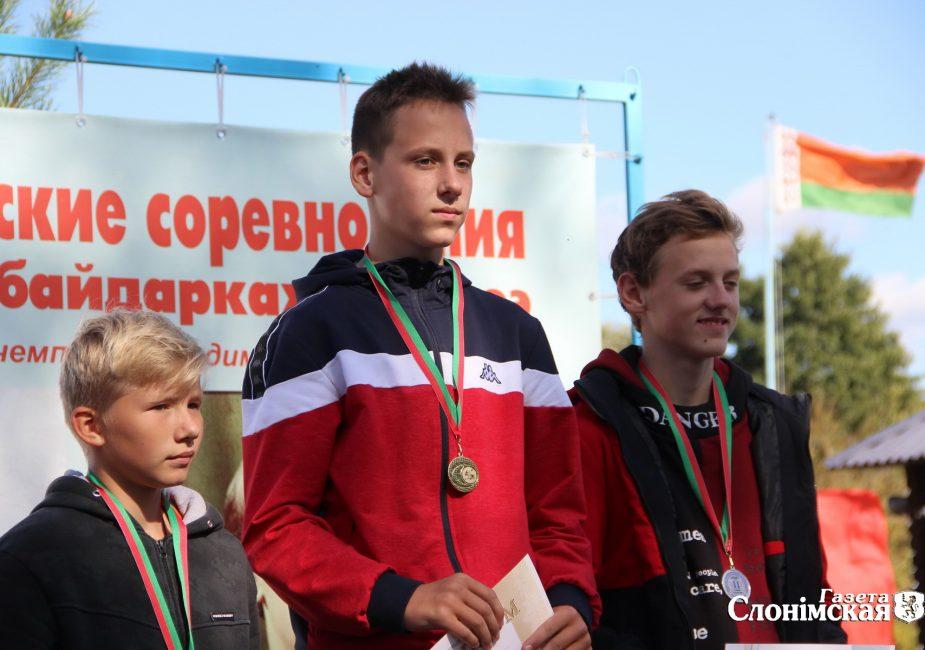 Золото Никиты Михно