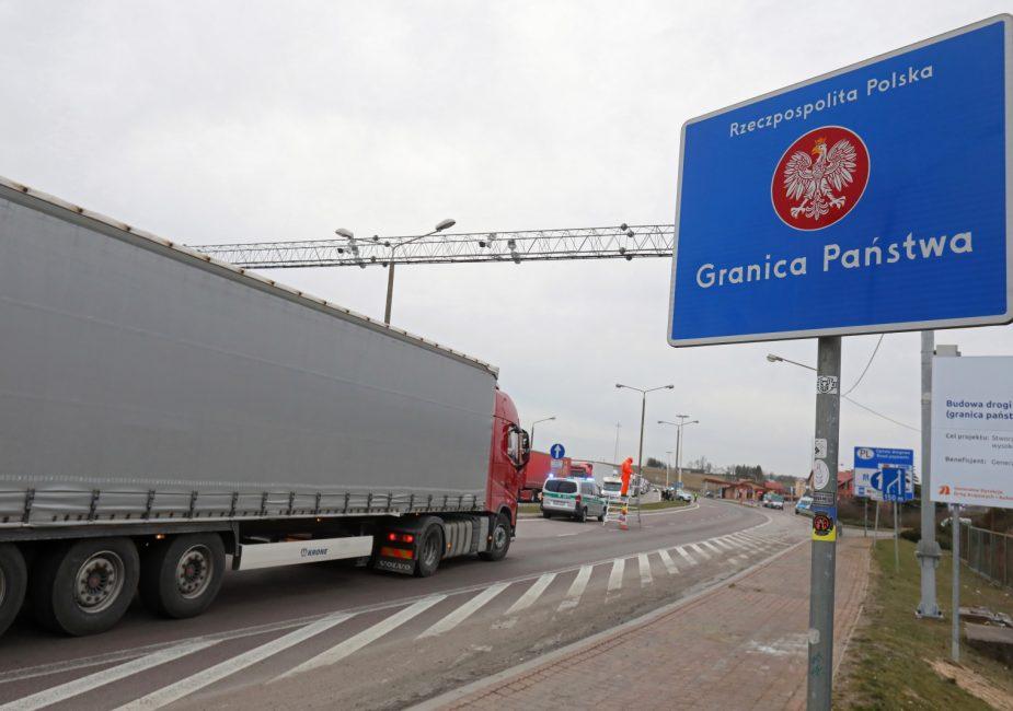 На границе с Польшей ускорят пропуск автомобилей
