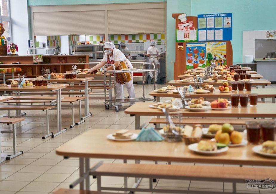 Обнародованы новые требования к питанию в школьных столовых