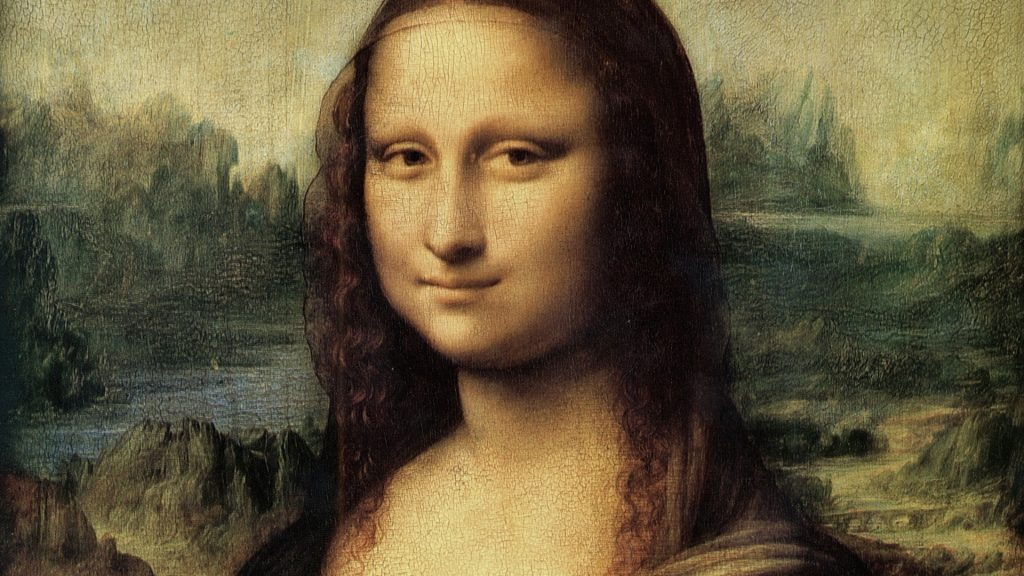 Почему кажется, что человек с портрета смотрит прямо на тебя?
