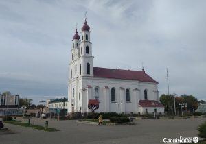 Костел Успения Богородицы в Дятлове
