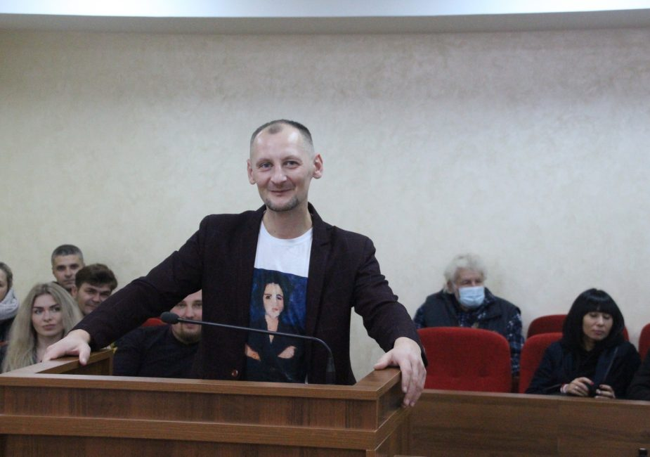 Пётр Кришталь