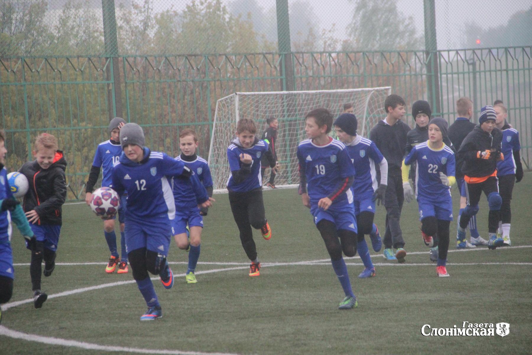 Слонимская команда 2008 г.р.