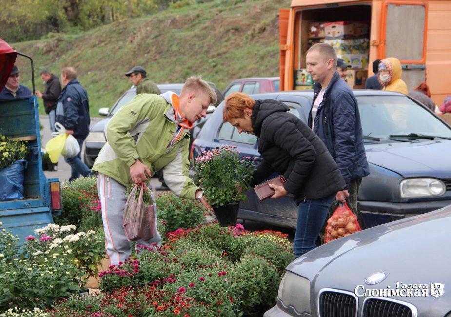 Цветы из Волковыска