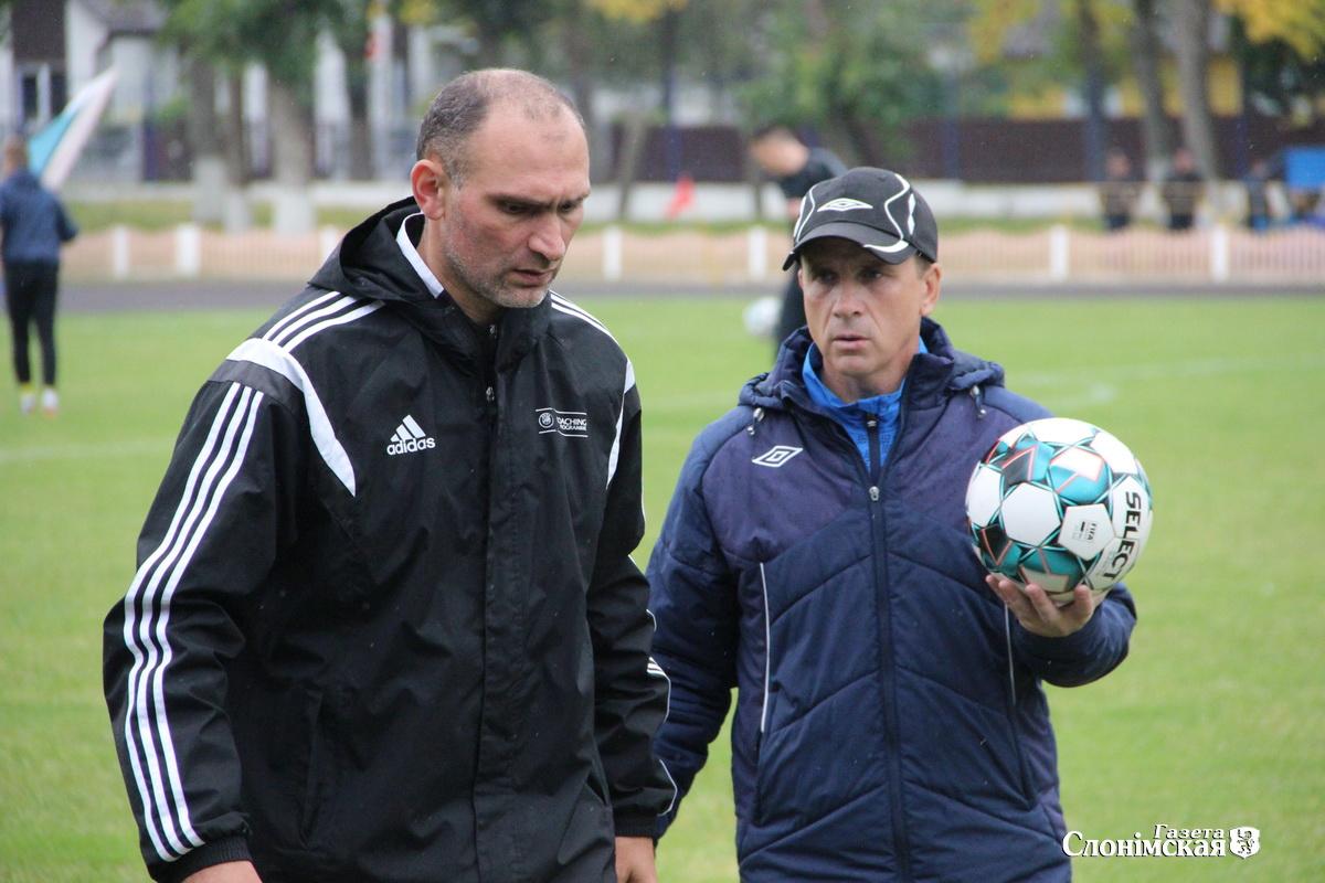 Тренеры ФК Слоним