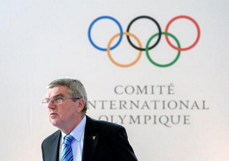 МОК запретил Лукашенко посещать олимпийские игры