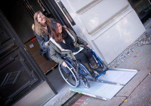 Инвалиды в Германии