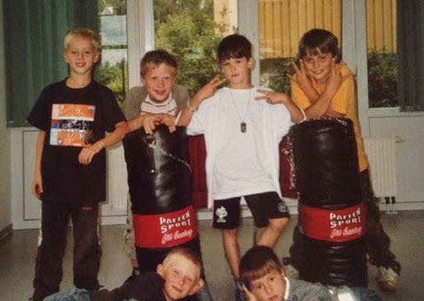 Русские дети в Германии