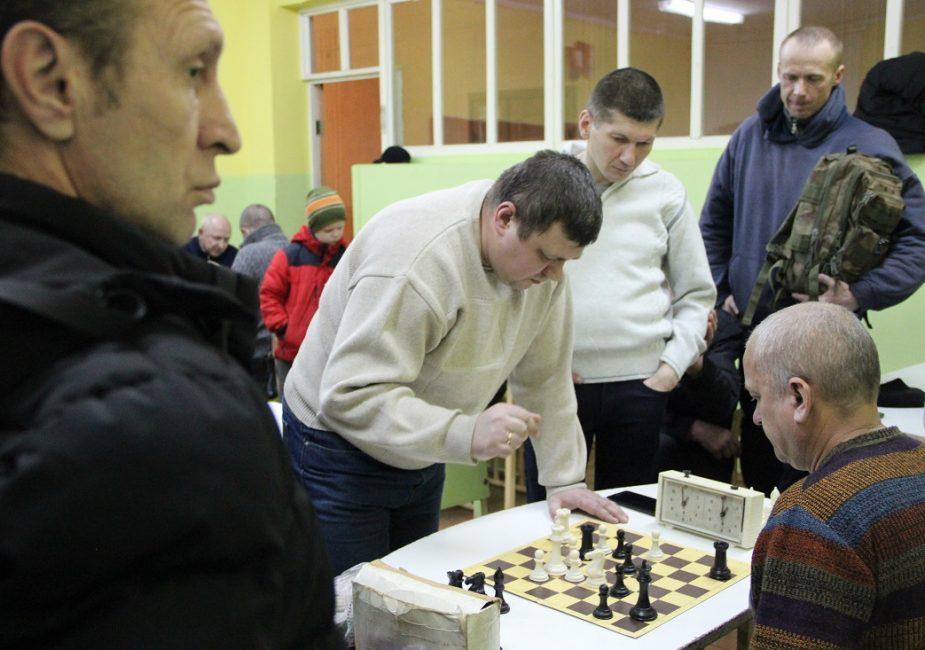 Играют Сергей Глубокий и Владимир Литвин