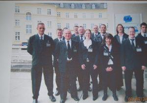 Охранники немецкого завода