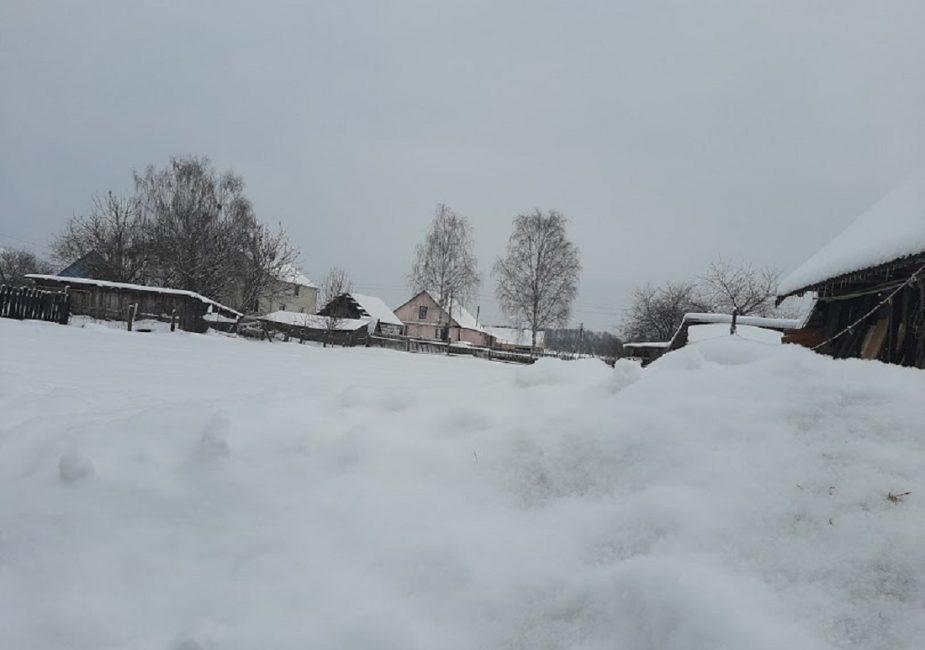 Пульхнаты снег
