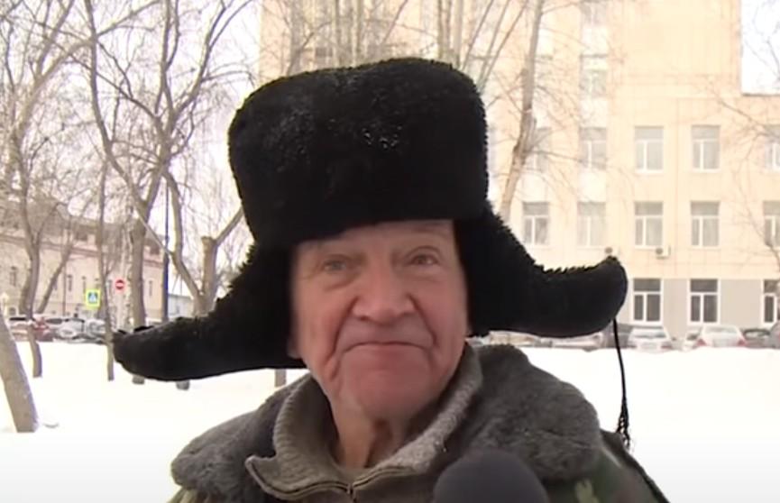 дворник из томска