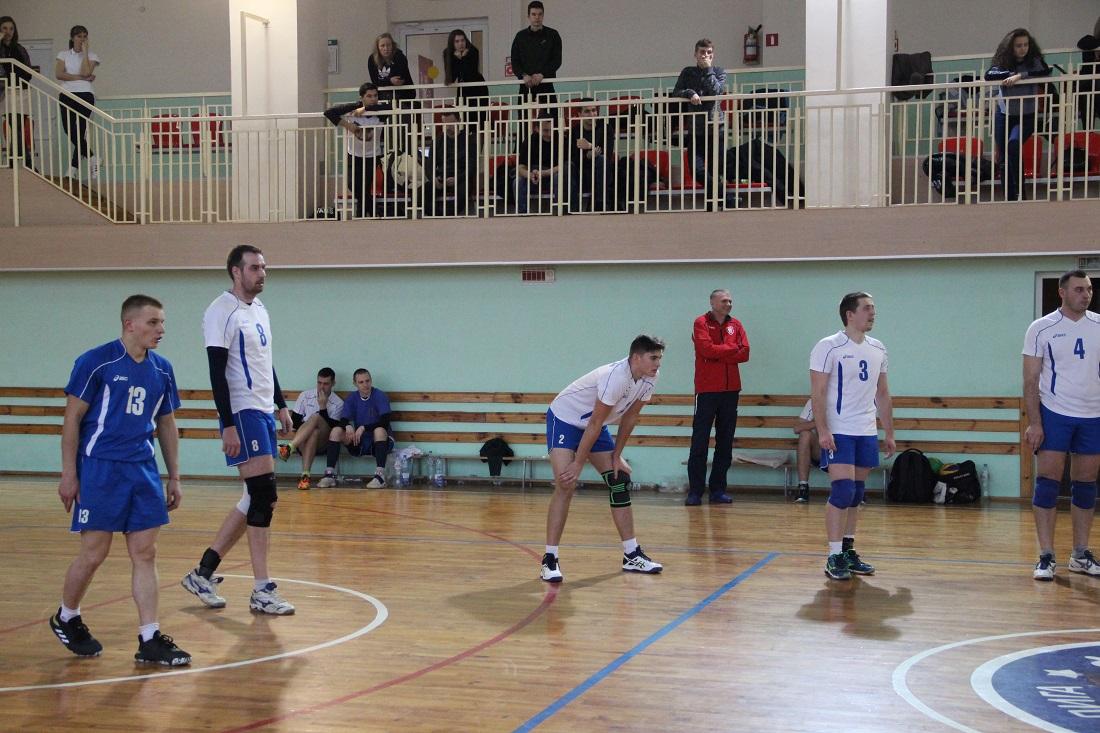 Волейбол в Слониме