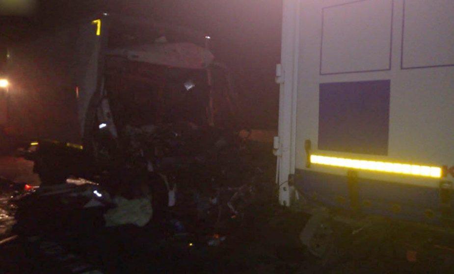 ДТП в Дубровенском районе унесло жизни четырех человек