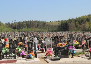 кладбище красных партизан слоним