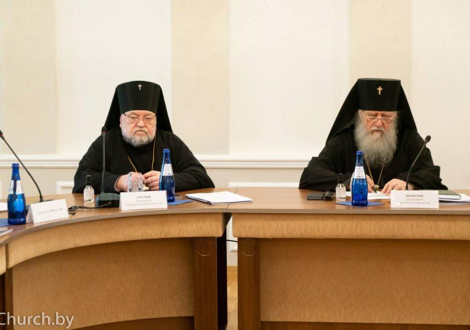 Архиепископ Гродненский и Волковысский Артемий освобожден от занимаемой должности