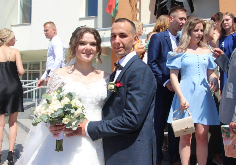 Поздравляем Кирилла и Елизавету!