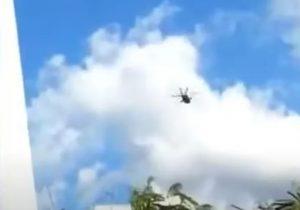 Неизвестные открыли огонь по вертолету президента Колумбии